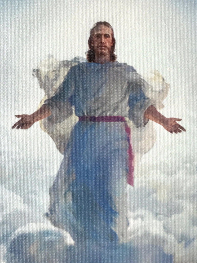 Harry Anderson<br/>Resurrected Christ