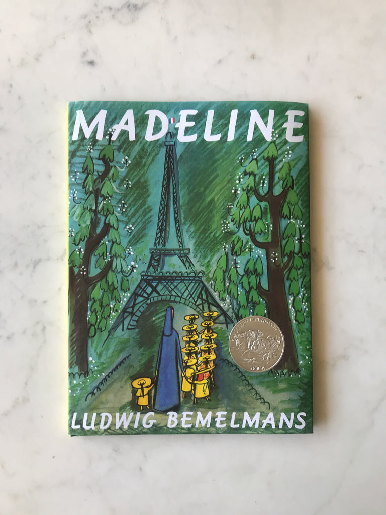 Madeline Books<br/>by Ludwig Bemelmans and<br/>John Bemelmans Marciano