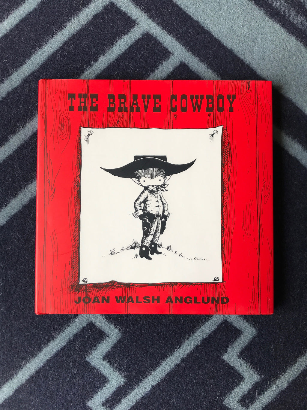 Brave Cowboy<br/>Joan Walsh Anglund