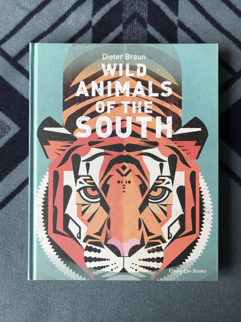 Wild Animals of the South <br/> Dieter Braun