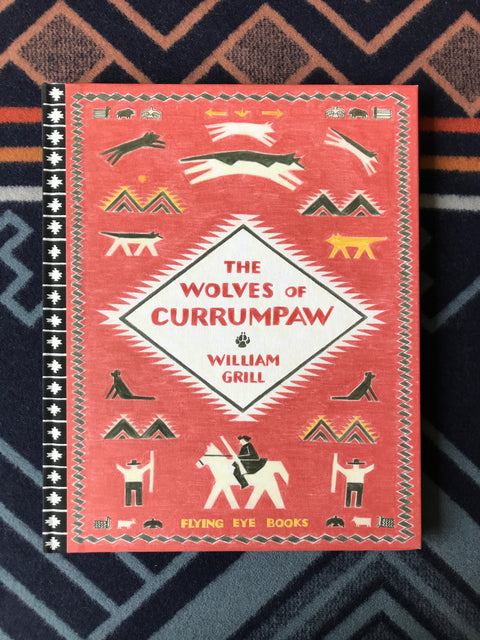 Wolves of Currumpaw <br/> William Grill