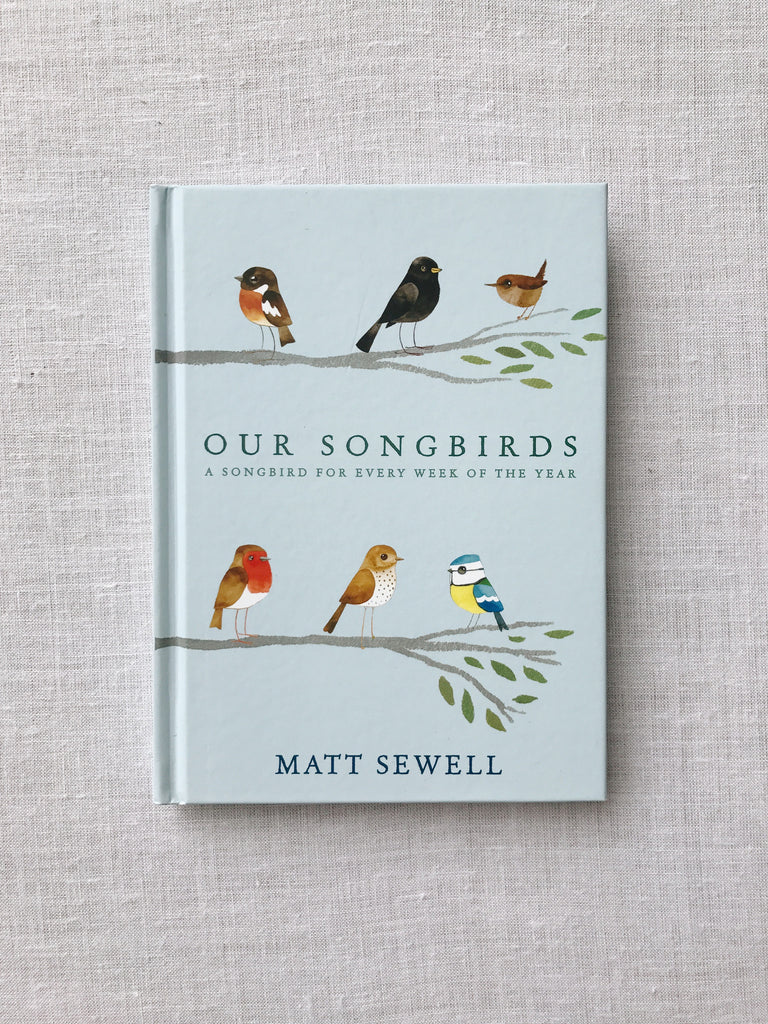 Our Songbirds<br/>A Songbird for Every Week