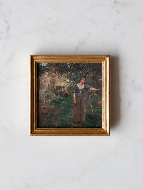 Joan of Arc <br/> Print <br/> by Jules Bastien-Lepage
