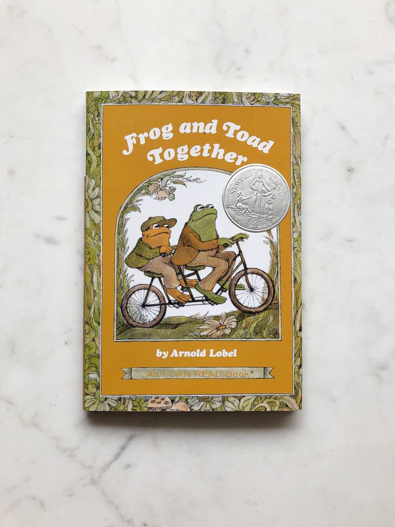Frog and Toad Books <br/> by Arnold Lobel