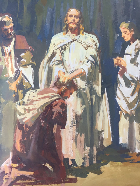 Harry Anderson<br/>Christ Ordaining Apostles (#2) Study