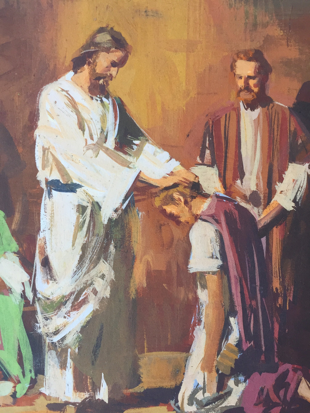Harry Anderson<br/>Christ Ordaining Apostles (#1) Study