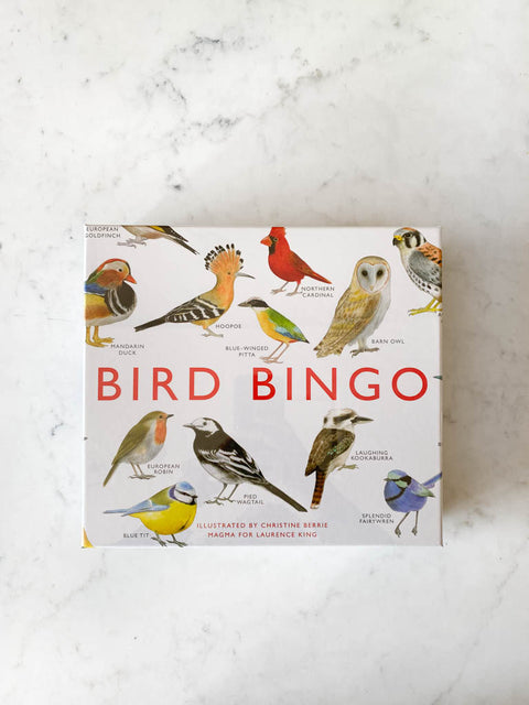 Bug & Bird Bingo