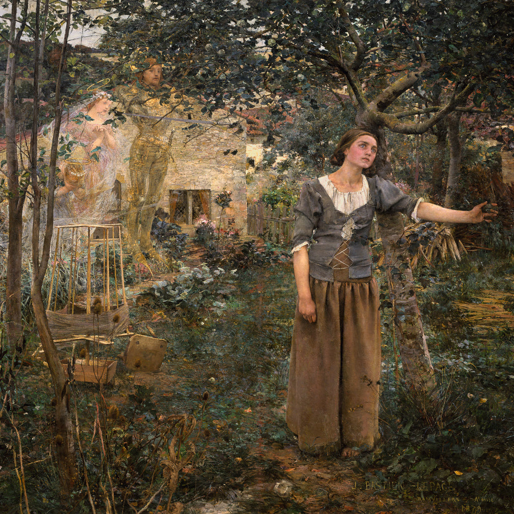 Joan of Arc<br/>Print<br/>by Jules Bastien-Lepage