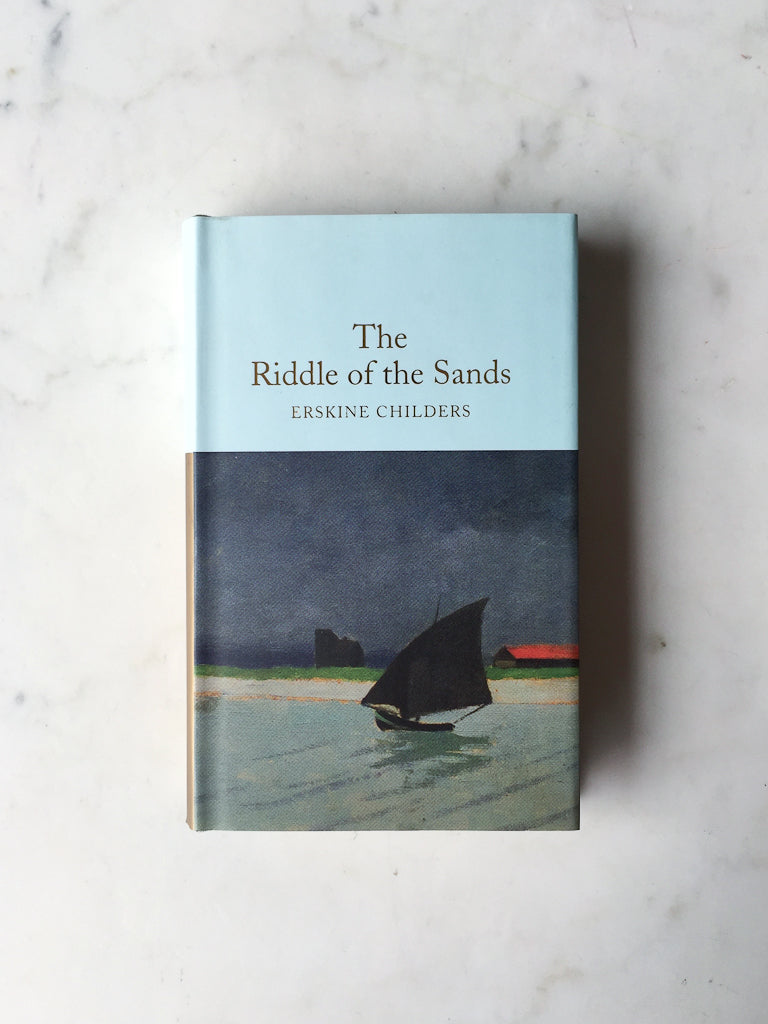 Riddle of the Sands<br/> by Erskine Childers