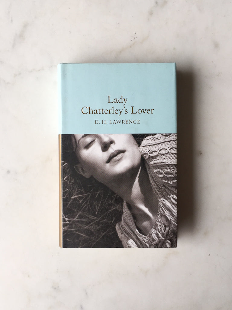 Lady Chatterley's Lover <br/> by D.H. Lawrence