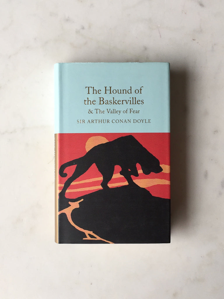 Hound of the Baskervilles<br/> by Sir Arthur Conan Doyle