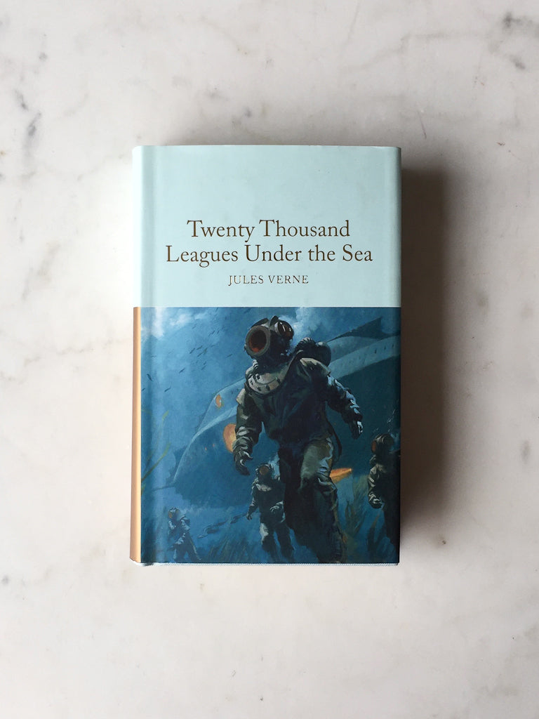 Twenty-Thousand Leagues Under the Sea<br/> by Jules Verne