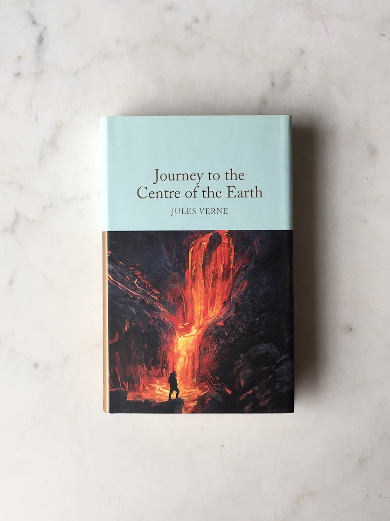 Journey to the Center of the Earth<br/> by Jules Verne