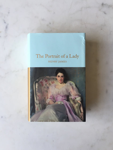 Portrait of a Lady<br/> by Henry James