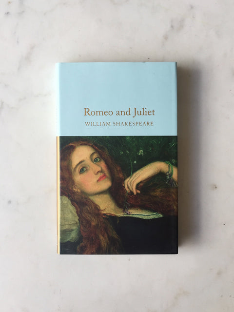 Romeo and Juliet<br/> by William Shakespeare