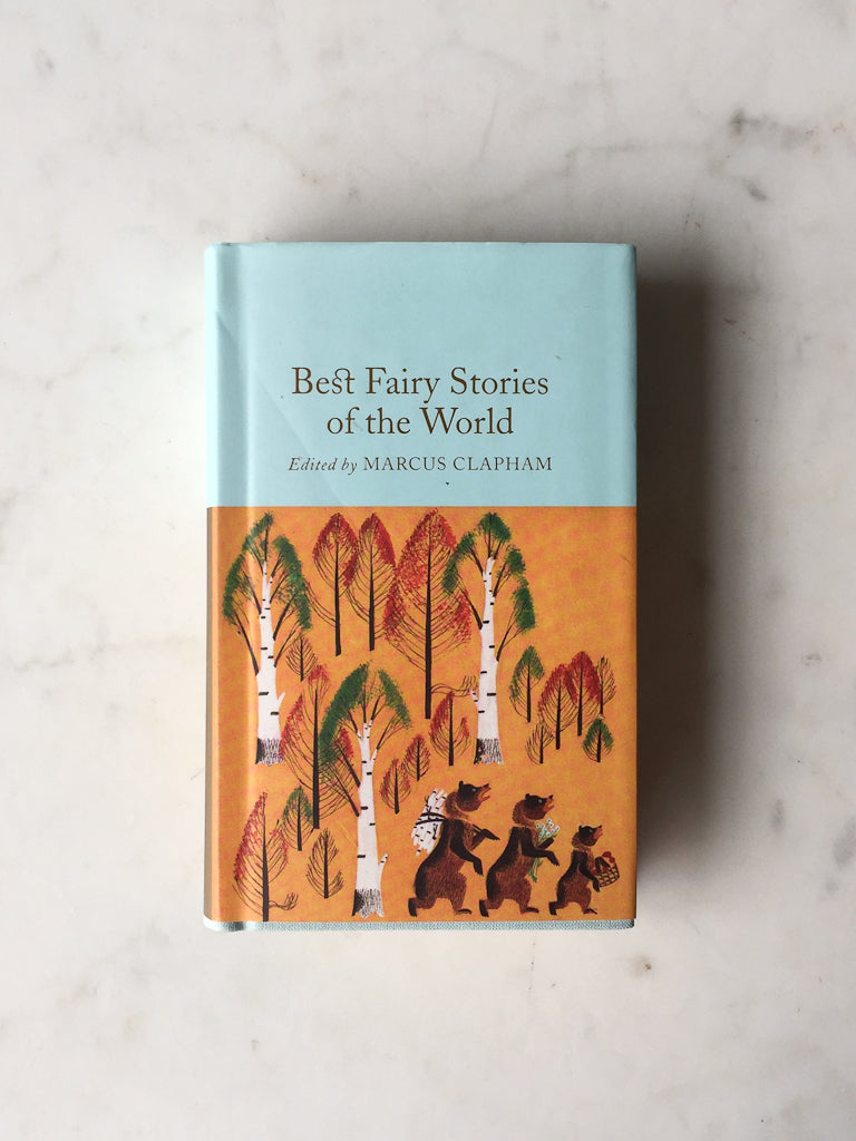 Best Fairy Stories of the World<br/> by Marcus Clapham