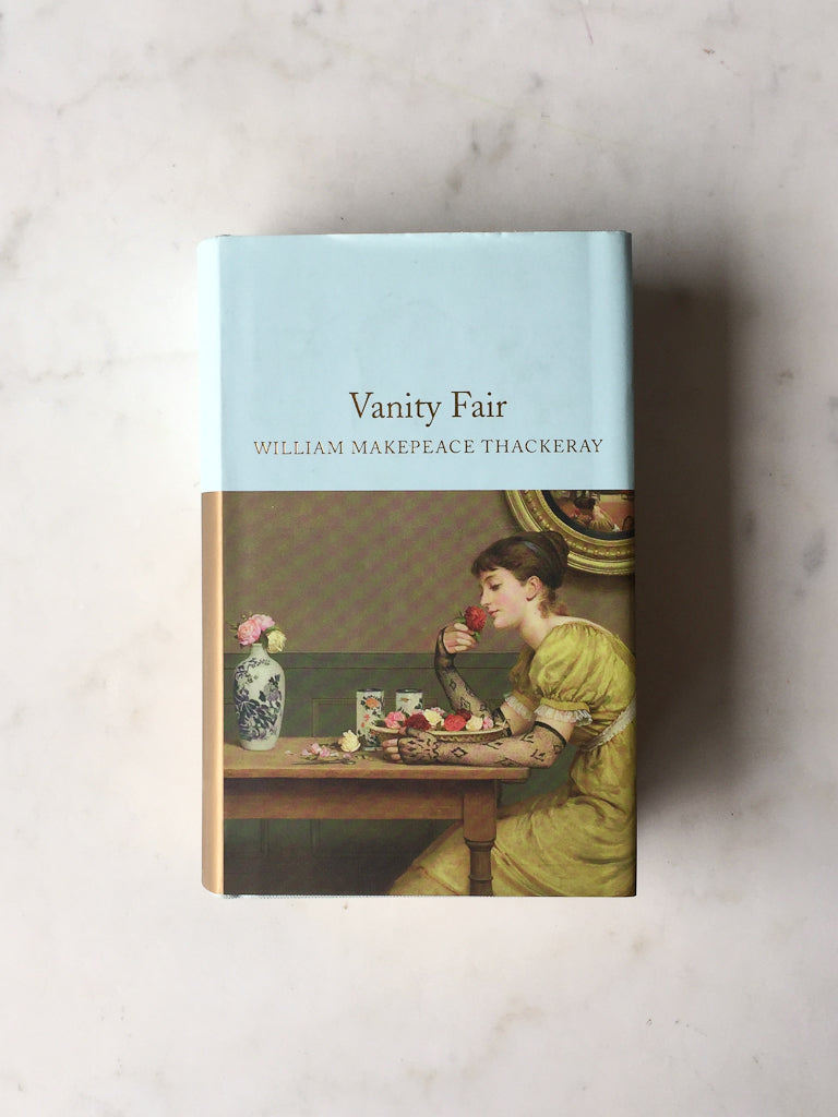Vanity Fair<br/> by William Makepeace Thackeray