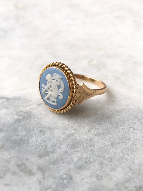 Wedgewood Ring