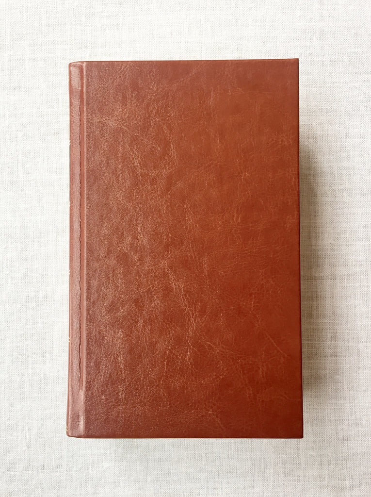 1830 Book of Mormon Replica<br/>Leather Bound