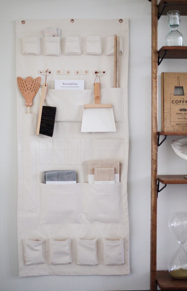 Canvas Wall Organizer