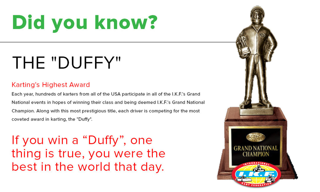 "A little known history of the ""Duffy"""
