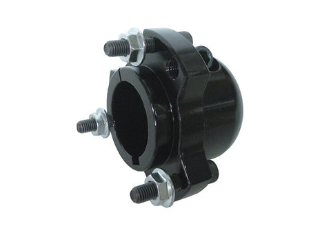 "1 1/4"" Rear Wheel Hub (Black)"