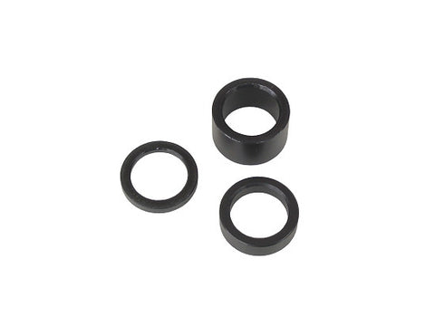 "WS18B - 1/8"" Wheel Spacer, Black (5/8"")"