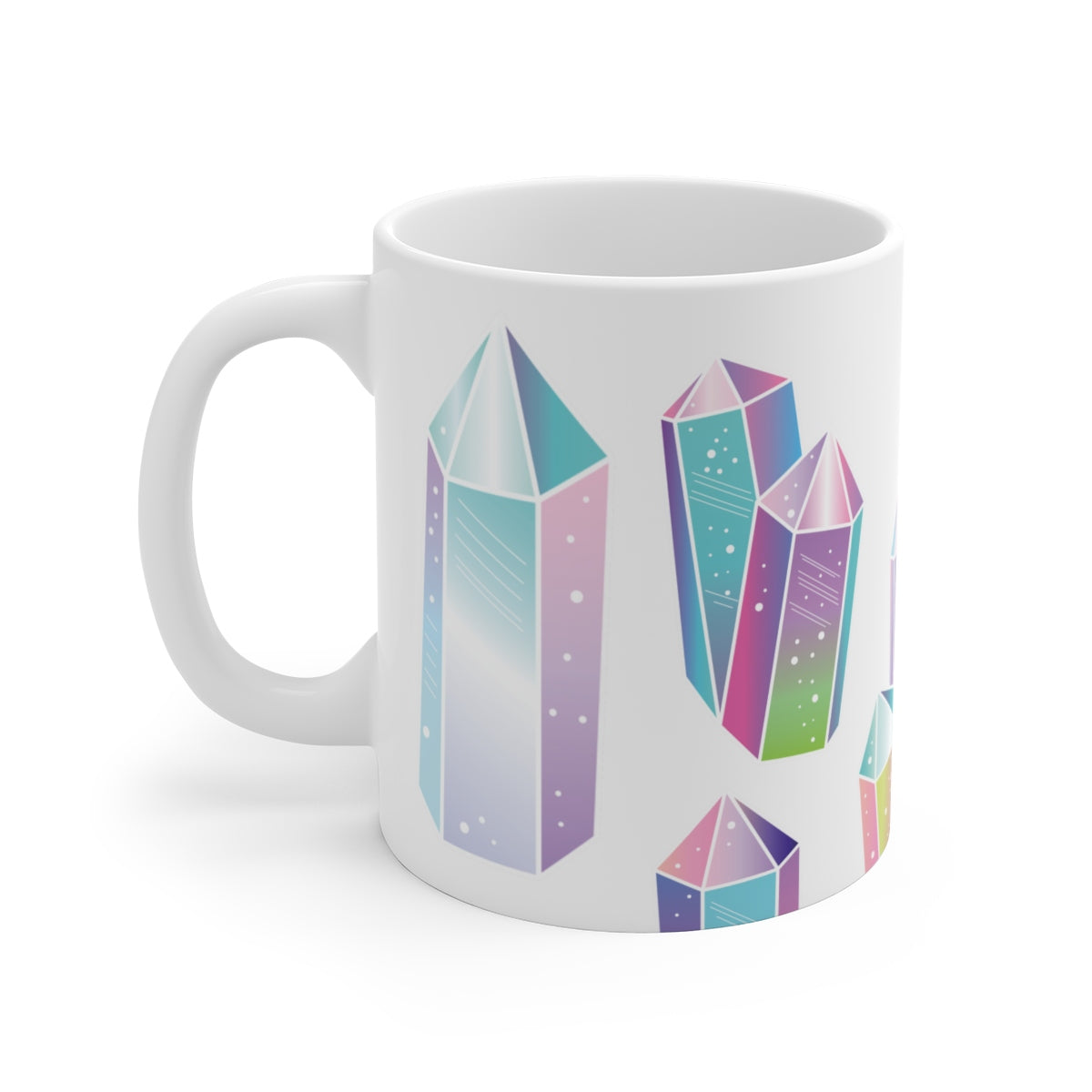 The Crystal Mug