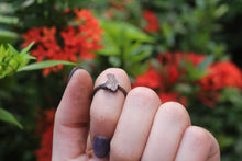 Size 6.5; Rustic Angel Aura Ring