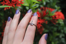 Size 5.5; Rustic Angel Aura Ring