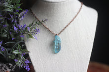 Aqua Aura Necklace