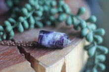 Rainbow Fluorite Necklace No.I