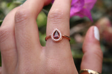 Teardrop Gabriella Ring