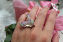 Size 5; Angel Aura Ring