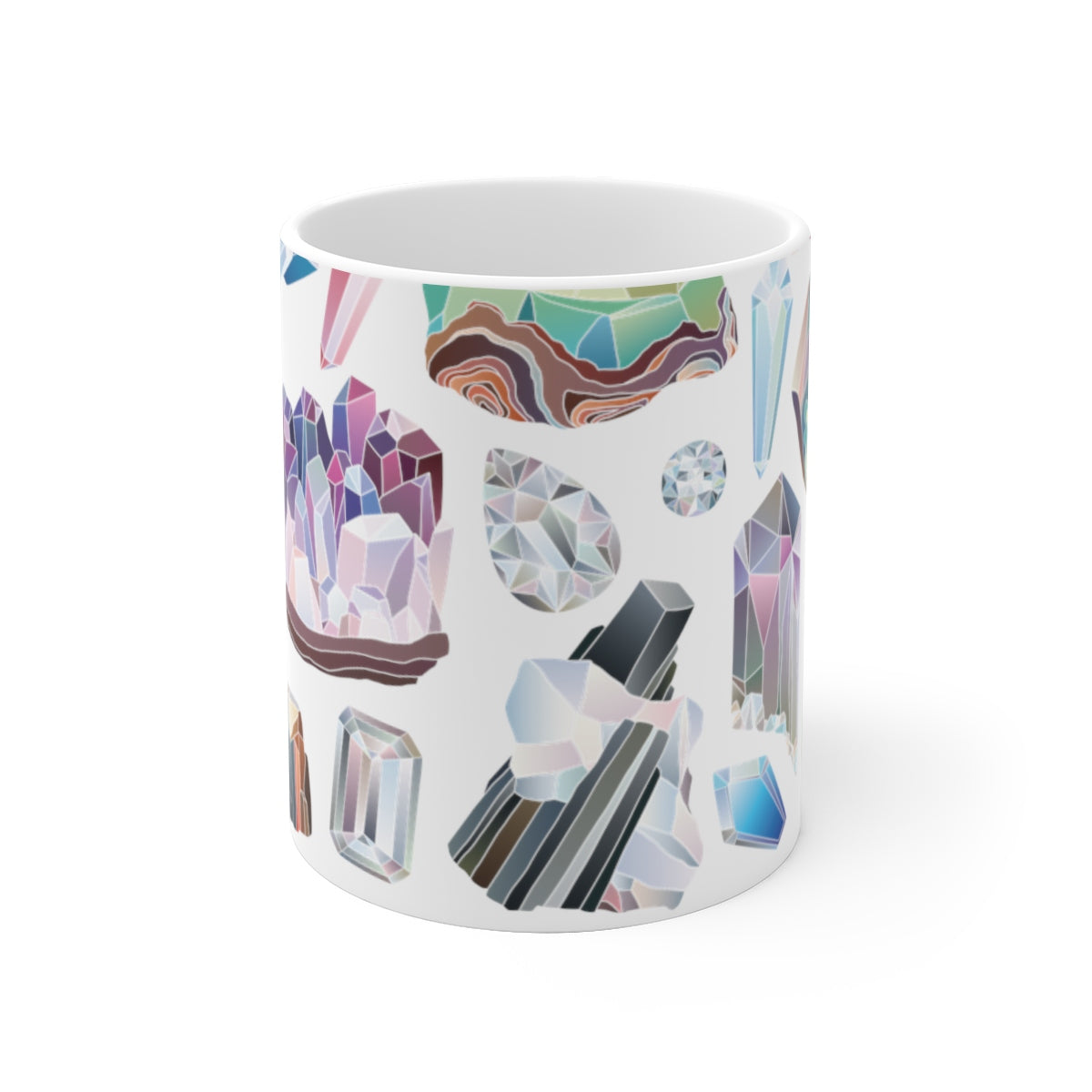The Crystal Mug No.II
