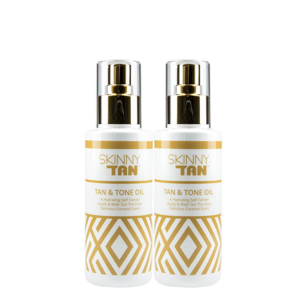 DOUBLE DEALS |  Tan & Tone Oil