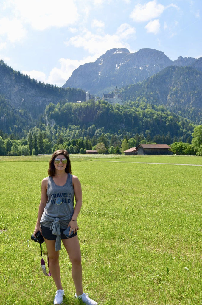 PART 1: MY GREECE AND GERMANY TRIP