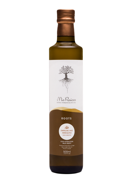 Mis Raíces ROOTS Extra Virgin Olive Oil