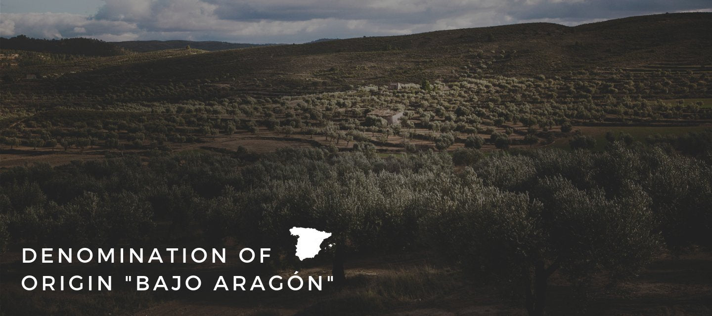 Bajo Aragon Denomination of Origin, Oliete (Teruel)