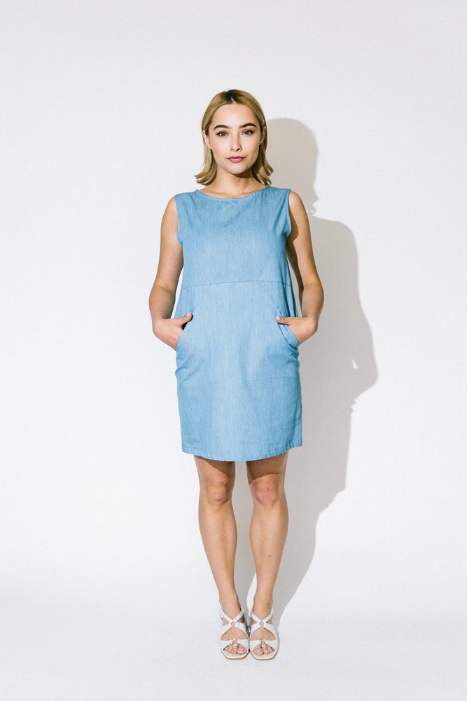 deux montagnes dress