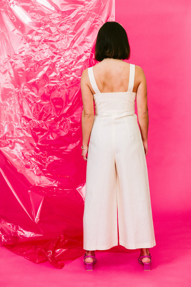Load image into Gallery viewer, bralette jumpsuit - basic.