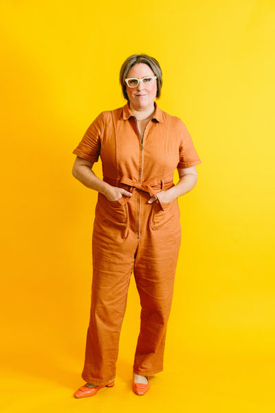 sal jumpsuit - basic.