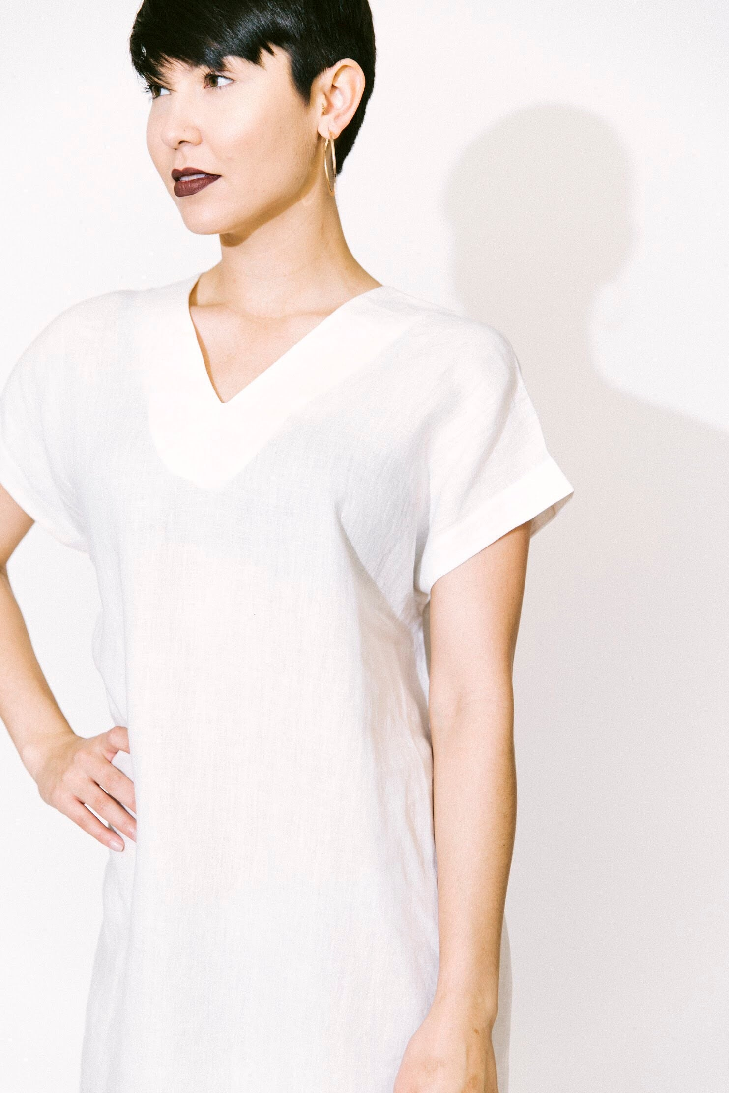 signature t-shirt reversible maxi 2.0