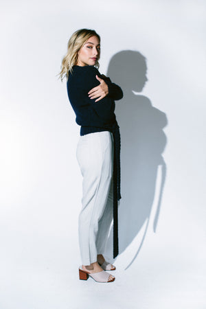 relaxed tapering trouser - basic.