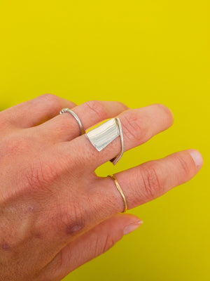 tuzee ring - basic.