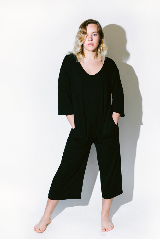 Load image into Gallery viewer, bri jumpsuit - basic.