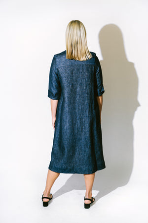 Load image into Gallery viewer, square hem dress - basic.