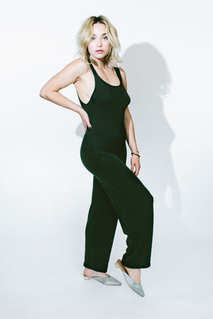 soft overall jumpsuit - basic.
