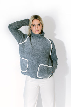 Load image into Gallery viewer, matilda pullover - basic.
