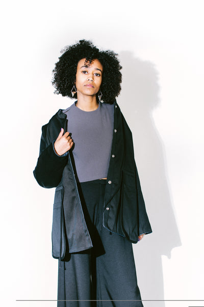 denison coat [reversible] - basic.